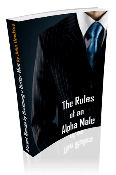 The rules of an alpha male cover