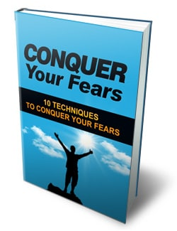 Conquer Your Fears cover