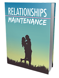 Relationships Maintenance cover